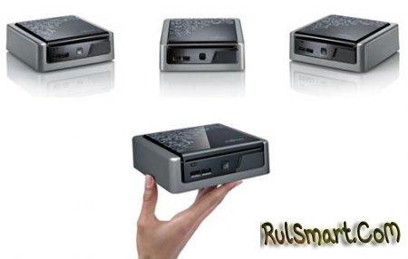 Fujitsu Esprimo Q1500: мини-ПК с Core 2 Duo и Blu-ray
