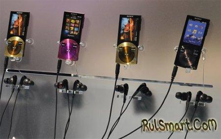 Еще одна линейка плееров S-серии от Sony Walkman?