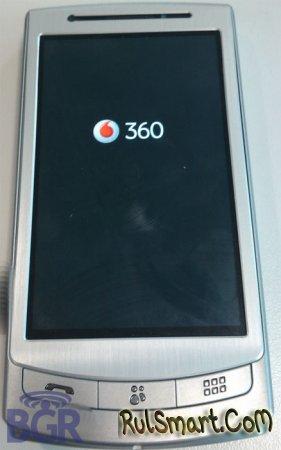 Модель Samsung с ОС LIMO для Vodafone