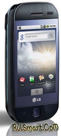 LG представила свой первый Android-смартфон