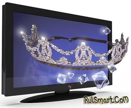 Антиэкономичная 71-дюймовая 3D LCD-панель от Zero Creative
