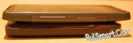 Живые фотографии HTC Leo с WM 6.5