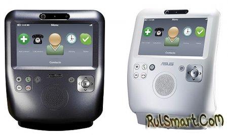 Skype-телефон ASUS c сенсорным экраном
