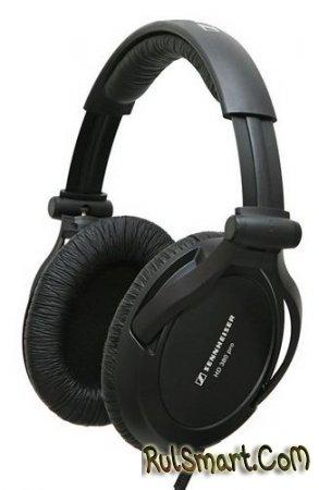 HD 380 Pro — новые наушники Sennheiser