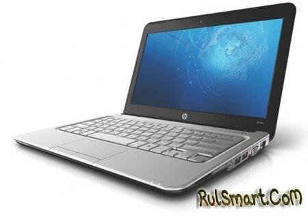 HP Mini 311 на Ion'e