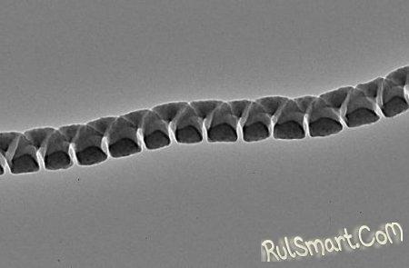 Пружины из нанотрубок избавят человечество от аккумуляторов