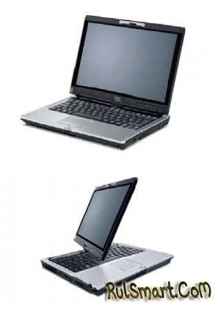 Мультитач появился для Fujitsu Lifebook T5010