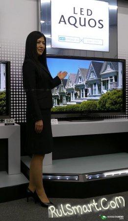AQUOS LX: серия LED-телевизоров от Sharp