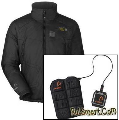 Многозадачная куртка: обогреет и зарядит