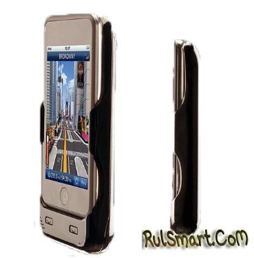 GPS для iPod Touch появится в ноябре