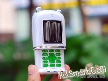 Робот-телефон для детей