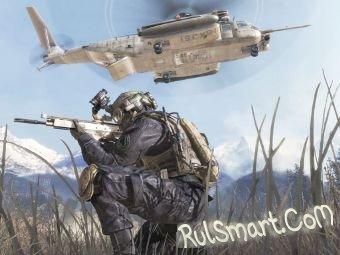 В игре Modern Warfare 2 разрешат встать на сторону террористов