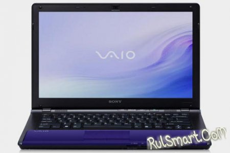 Ноутбуки Sony VAIO CW: Windows 7 и Blu-ray привод