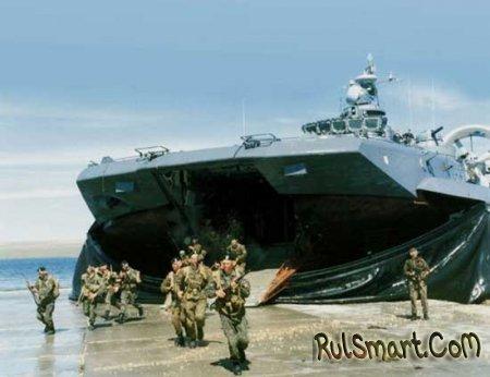 Продаётся десантное судно на воздушной подушке