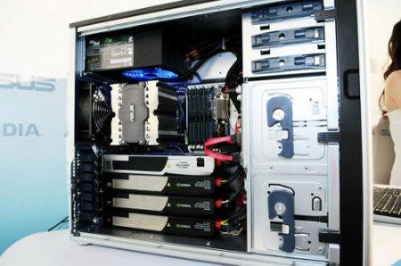 ASUS ESC 1000 – настольный суперкомпьютер с 1,1 Тфлопс
