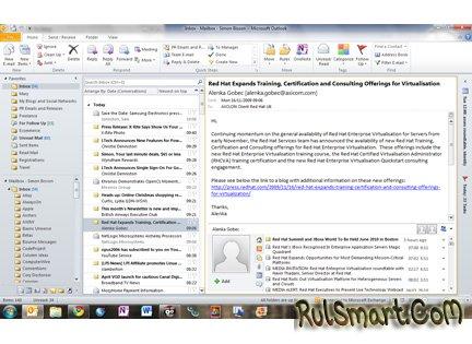 появилась публичная бета-версия MS Office 2010