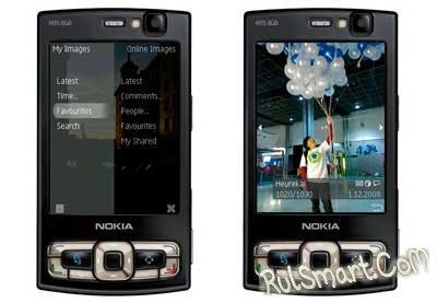Nokia Image Exchange скоро для сенсорных телефонов