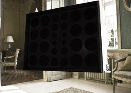 """""""Стена звука"""" – 125-Вт аксессуар для iPod"""