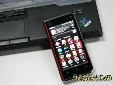 Motorola MT710: смартфон на основе китайской версии Android