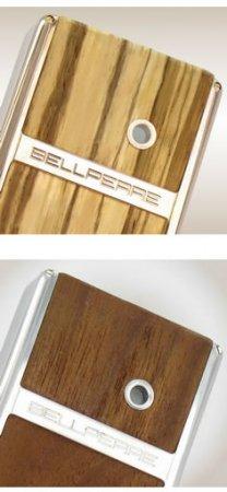 "Bellperre Finest Woods: ""деревянные"" премиум-смартфоны"
