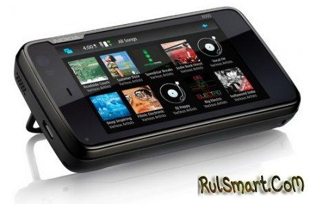 Топовые смартфоны Nokia перейдут на Maemo в 2012 году