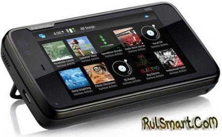Nokia N900 уже продаётся России