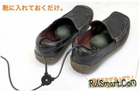 USB-сушилка для обуви от Thankо