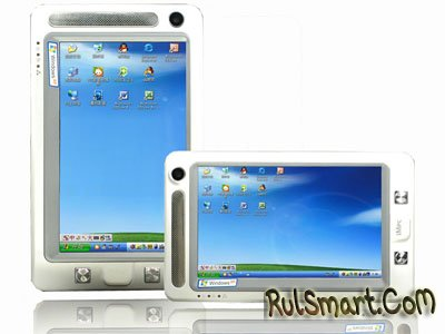 Shenzhen HT560 – китайский интернет-планшет c Windows XP