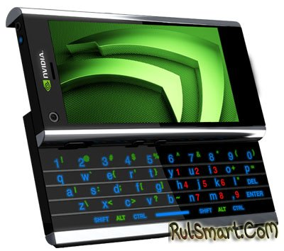 Nvidia Tegra 2 на CES: смартбуки, планшеты и смартфоны в 2010?
