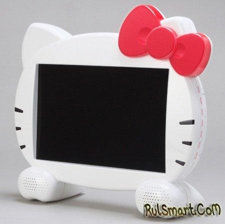 Телевизор Hello Kitty DK-133KT со встроенным ТВ-тюнером
