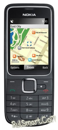 Nokia 2710 Navigation Edition: недорогой навигационный телефон
