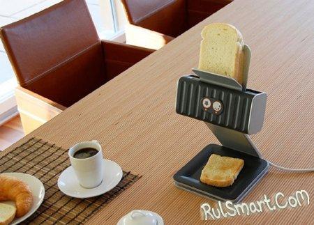 Оригинальный концепт принтера для... тостов