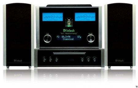 Система McIntosh MXA60 – для очень богатых аудиофилов