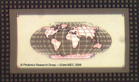 Новые достижения: 40-мкм карта мира и 16-нм чипы