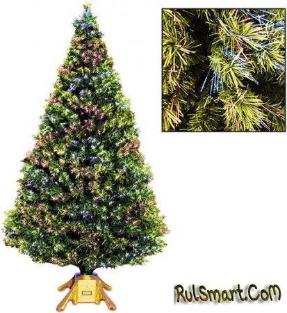 Рождественские елки убивают Wi-Fi