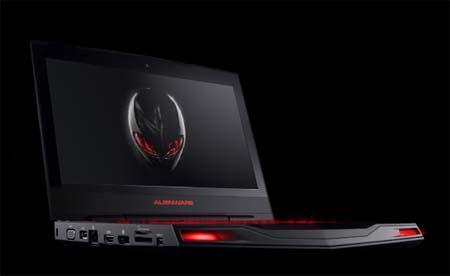Игровой «нетбук» Alienware