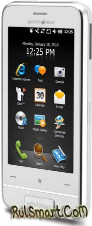 Garmin-ASUS Nuvifone M10 - -  