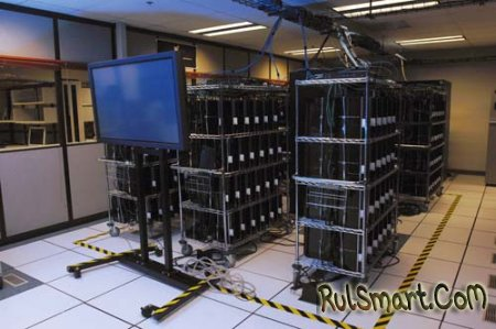 ВВС США построит суперкомпьютер из 2 тысяч PS3
