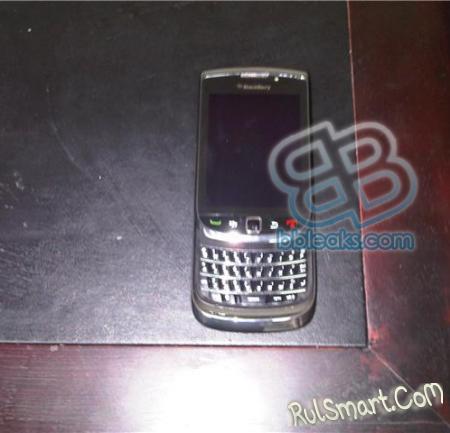 BlackBerry - вертикальный слайдер,первое фото