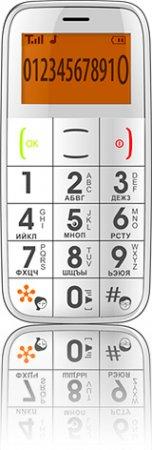 Презентация бюджетного телефона с большими кнопками Just5 CP10