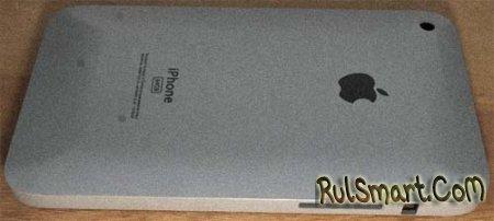 Задняя панель iPhone 4G