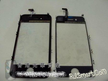 iPhone 4G наконец-то белый!