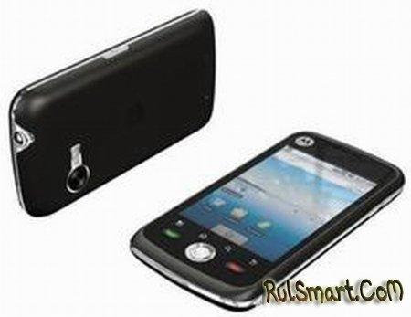 Motorola XT502 - Android коммуникатор