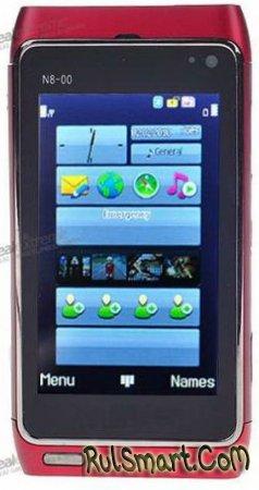 Китайский клон Nokia N8