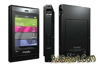 Modu T-Phone - дубль №2