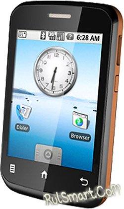 Innocomm Shark - первый смартфон на платформе Android,использующий технологию ТВ от Telegent