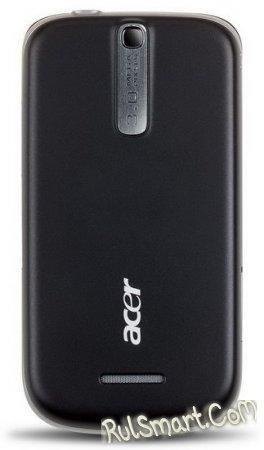 Acer beTouch E110 появился в России