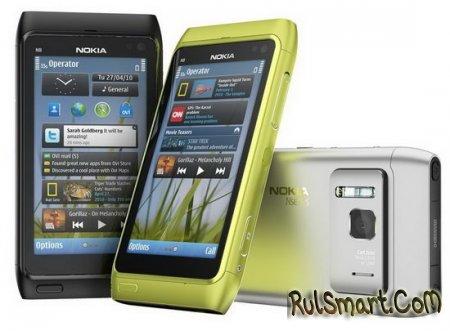 3 видеообзора Nokia N8