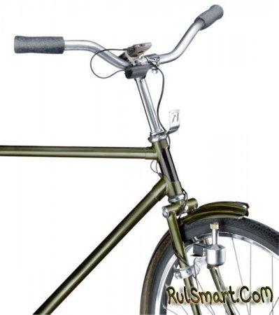 Велосипед как зарядка для телефона от Nokia