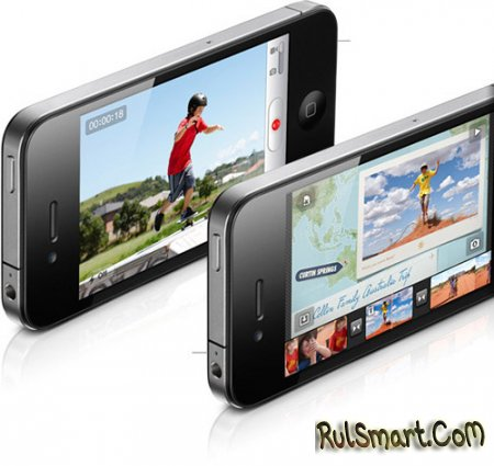 Всё про iPhone 4G